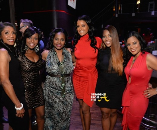 Dr. Jackie - Quad Webb-Lunceford - Dr. Heavenly - Claudia Jordan - Toya Bush-Harris - Lisa Nicole