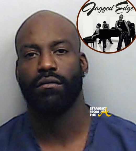 Kyle Norman (Jagged Edge) Mugshot 2015