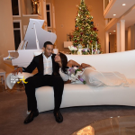 JUST MARRIED! Ludacris Surprises Eudoxie With 'One-Day' Wedding… [PHOTOS]
