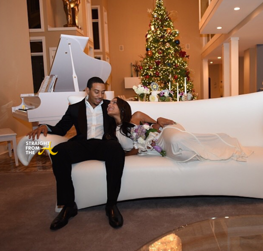 Ludacris Eudoxie Married - StraightFromTheA 1