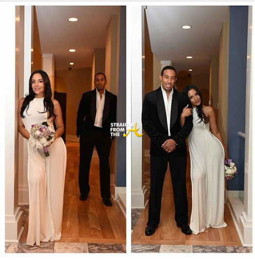 Ludacris Eudoxie Married - StraightFromTheA 4
