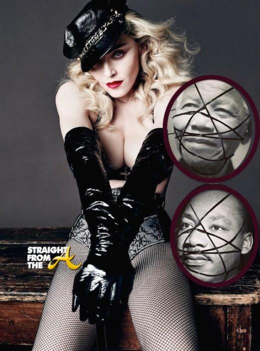 Madonna Rebel Heart Controversy