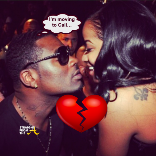 Memphitz and Toya Separated - StraightFromThea