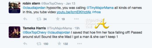 Tiny vs Claudia