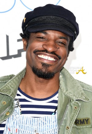 Andre 3000 Spirit Awards 2015-2