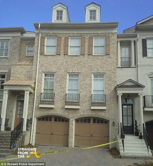 Bobbi Kristina Townhouse