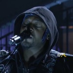 In Case You Missed It: D'Angelo Brings #BlackLivesMatters to #SNL … [VIDEO]