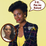 ON BLAST! Actress Janet Hubert 'Outs' #RHOA Kenya Moore's Hot Mess Production…
