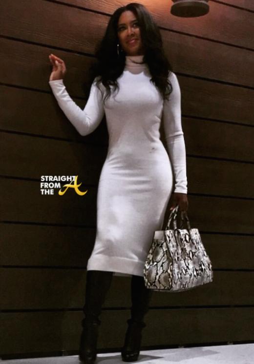 Kenya Moore - BB (Instagram)