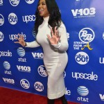 SPOTTED: #RHOA Kenya Moore 'So Dirty So Stained' at Bronner Bros. Hair Show… [PHOTOS]