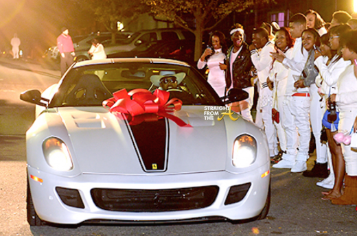 Memphitz at Reginae Sweet 16 2014