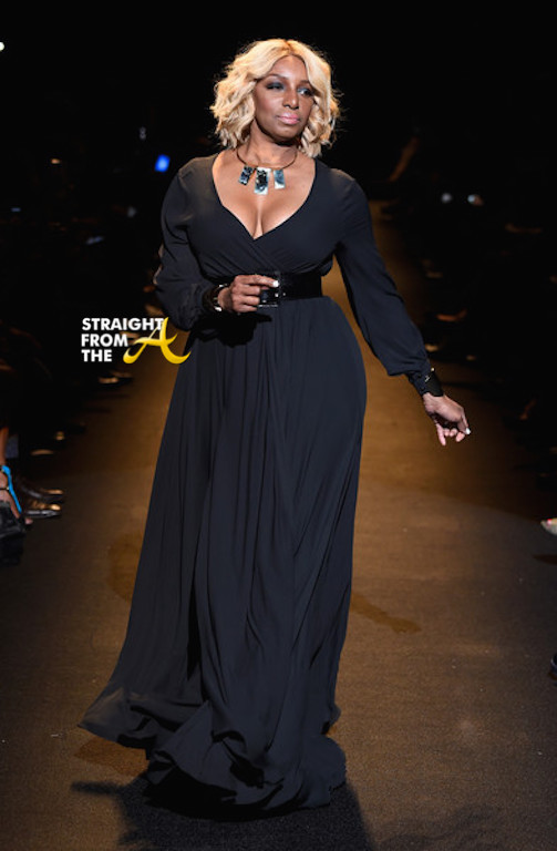Nene Leakes for Fashion For Relief 2015-5