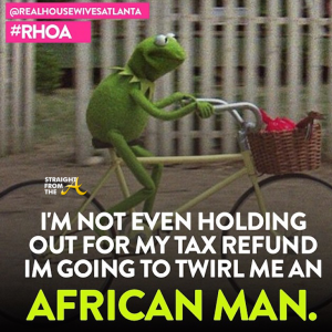 RHOA African Man
