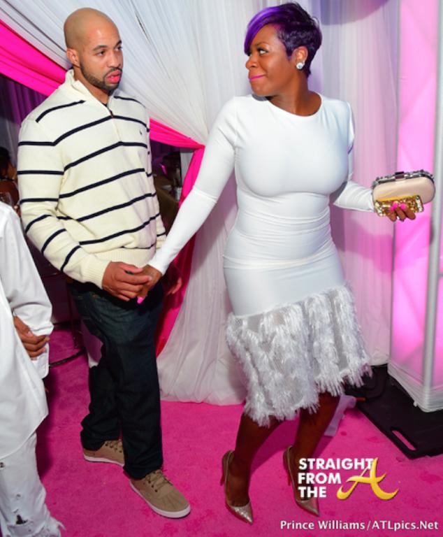 Fantasia And Her Husband