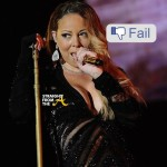 Caught on Tape: Mariah Carey Busted Lip Syncing at Jamaica Jazz Festival…  [VIDEO]