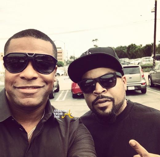 Chris Tucker, Ice Cube 2015