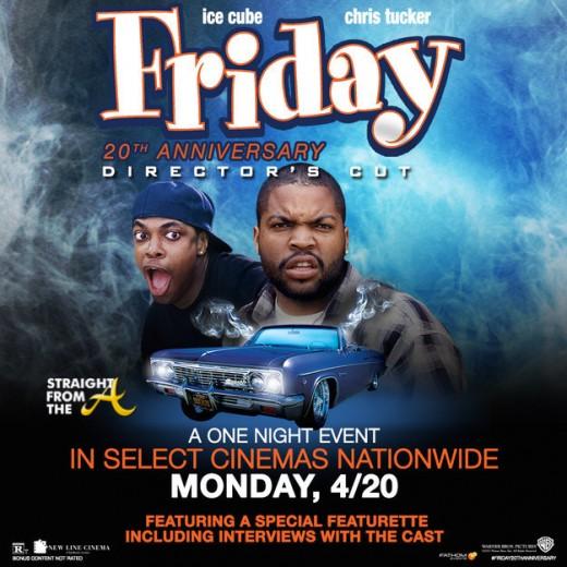 Friday's Directors Cut Screening 420