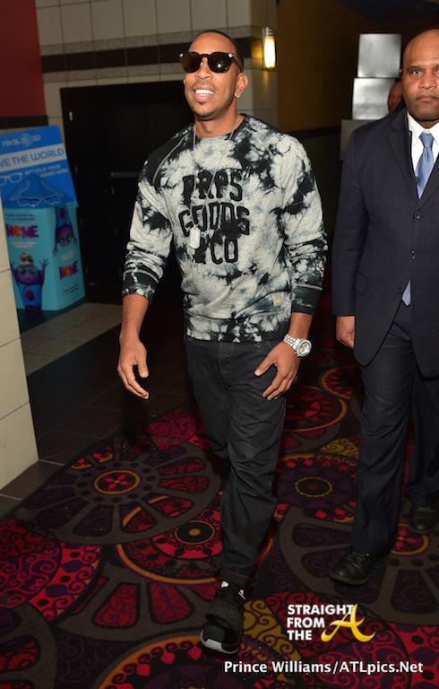 Ludacris Furious 7 Screening - SFTA-28