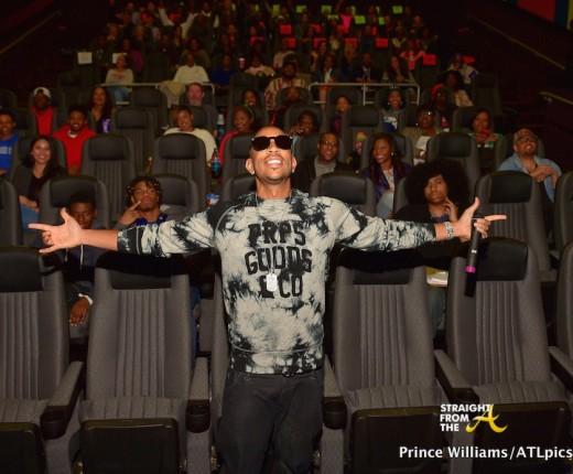 Ludacris Furious 7 Screening - SFTA-38