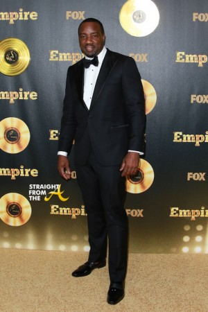 Arrivals at the Los Angeles Premiere of FOX's 'Empire'