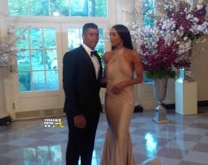 Ciara Russell Wilson White House 2015 4