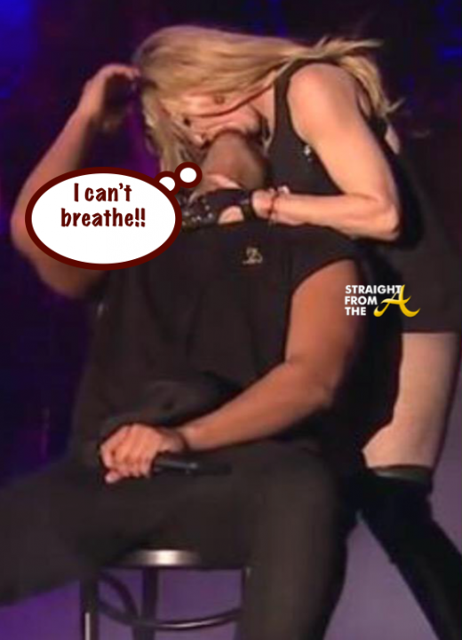 Drake Madonna Kiss