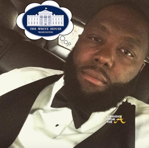 Killer Mike White House 2015