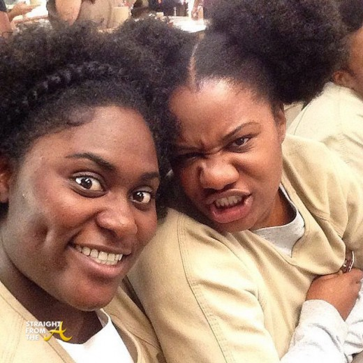 OITNB S3 Behind The Scenes 2