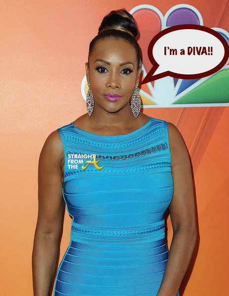 Vivica A Fox - Hollywood Divas