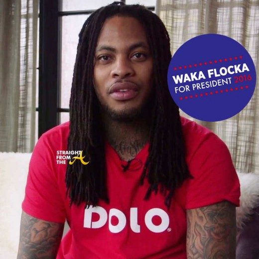 Waka Flocka Flame For President 2016 - 6