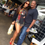 Instagram Flexin: Is Marlo Hampton Aiming For Beyonce's Daddy??