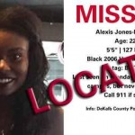 Missing Clark Atlanta College Student Disappears on Graduation Day… [UPDATE: FOUND SAFE IN IL]