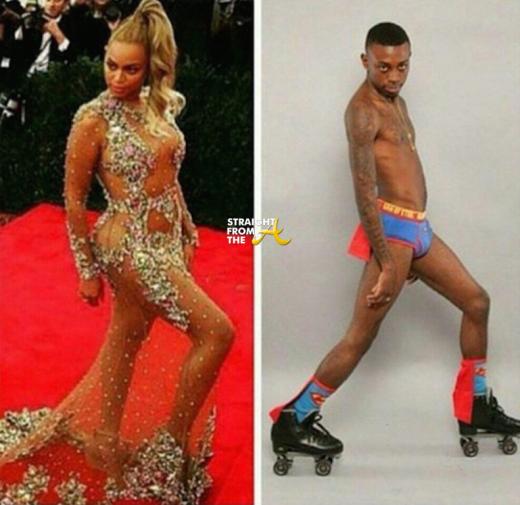 Beyonce Met Gala 2015 Meme