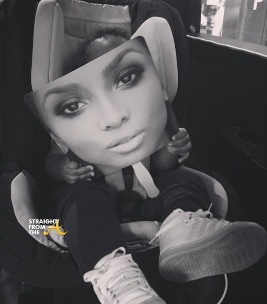Ciara Baby Future 2015