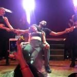 WATCH THIS! Ciara Gives Lap Dance During 'Jackie' Tour Kick Off… [VIDEO]