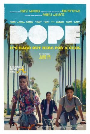 DOPE Movie Poster - StraightFromTheA