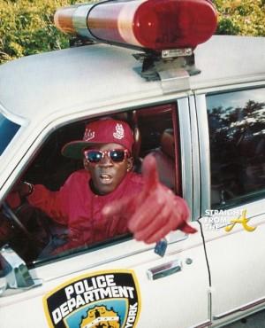Flavor Flav Cop Car 1
