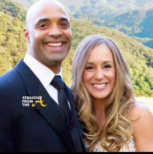 Mr and Mrs. James Freeman 2015