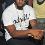 Club Shots: Usher Raymond & Friends Spotted at Cirque… (PHOTOS)