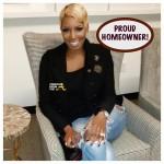 PROUD HOMEOWNER! #RHOA Nene Leakes Shares Glimpse Inside New Mansion… [VIDEO]
