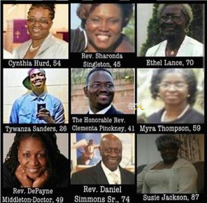 Charleston Shooting Victima