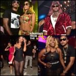 Club Shots: #LHHATL Stevie J. Joseline, Scrappy, Bambi, Premadonna & More Party at Priv?… [PHOTOS]