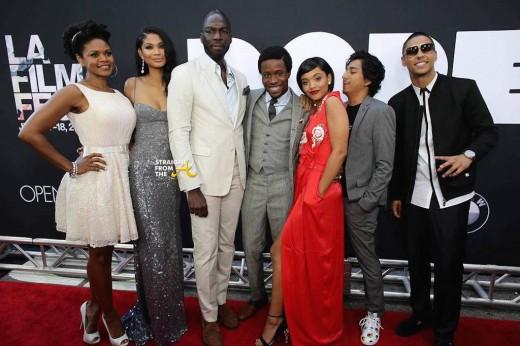 DOPE Cast