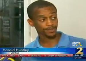 Harold Huntley - Memphitz Victim