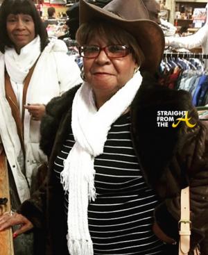 Aunt Bertha - Kandi ski Trip