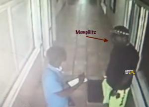 Memphitz Surveillance Footage