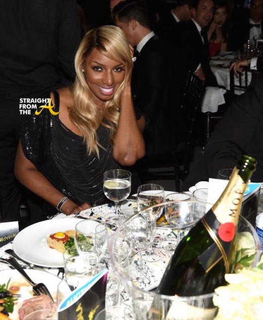 Nene leakes long blond wig sfta 3