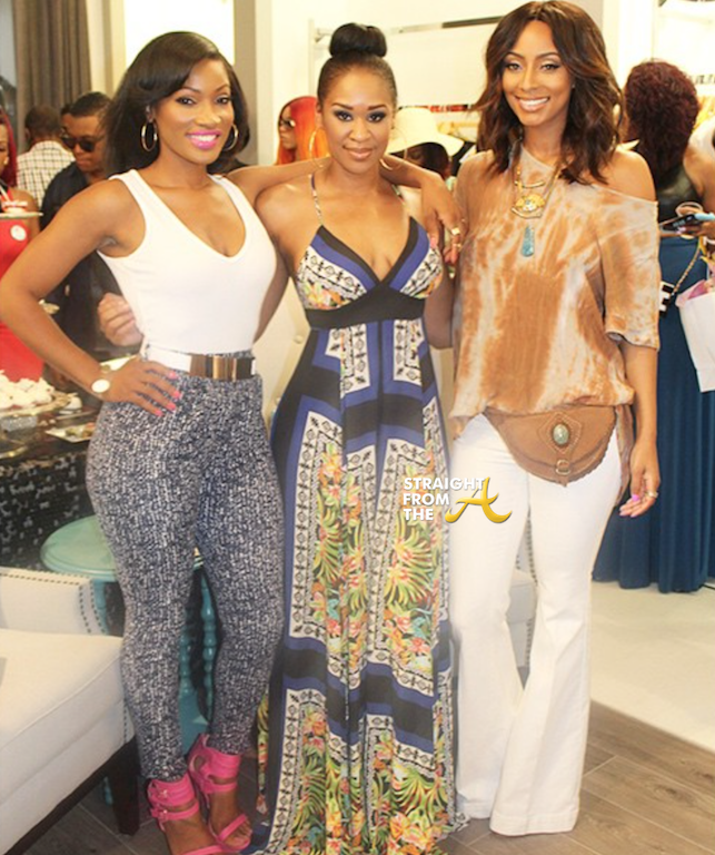 Rasheeda Pressed Grand Opening 20 Straight From The A