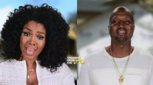 Rasheeda and Kirk Frost