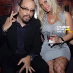 In The Tweets: Ice T Announces Wife Coco is Pregnant + Coco Shares 1st Baby Bump Photo…